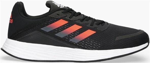 Кроссовки мужские Adidas Duramo SL Black/Red/White H04622   fa21