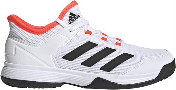 Кроссовки детские Adidas Ubersonic 4 K White/Core Black/Solar Red  S23742  fa21