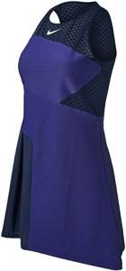 Платье женское Nike Court Advantage Slam Obsidian/White  CV4865-451  su21