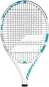Ракетка детская Babolat DRIVE JUNIOR 25 WHITE/BLUE  140215-153